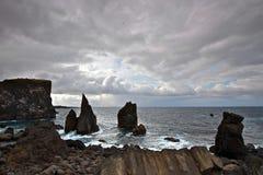 Reykjanes, Island Stockfotos