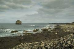 Reykjanes Island lizenzfreies stockbild
