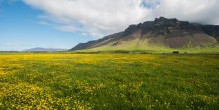 Reykjanes peninsula Stock Photography