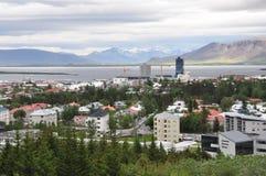 Reykjavík, Iceland Stock Photo