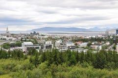 Reykjavík, Iceland Royalty Free Stock Images