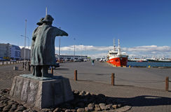 Reykjavik Royalty Free Stock Photos