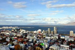 Reykjavik Royalty Free Stock Photo