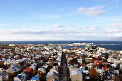 Reykjavik Stock Photo
