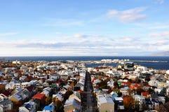 Reykjavik Стоковое Фото