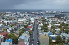 reykjavik arkivfoto