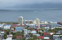 Reykjavik Stock Afbeelding