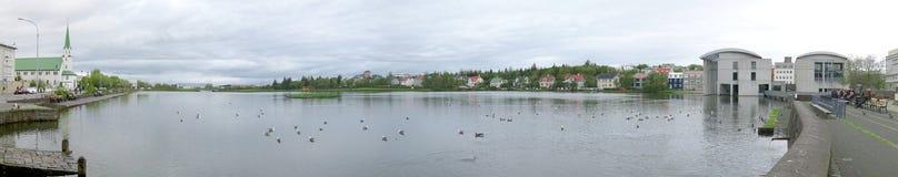 Reykjavik lizenzfreies stockbild