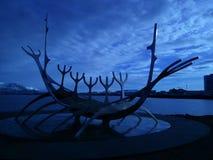 reykjavik Стоковое Изображение RF