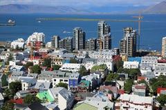 reykjavik Стоковое Изображение