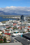 reykjavik Imagen de archivo libre de regalías