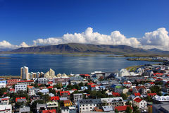 Reykjavik Stockfotos