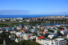 Reykjavik Royalty Free Stock Photos