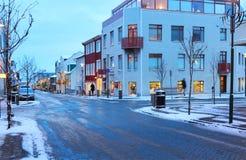 reykjavik images libres de droits