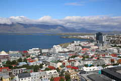 reykjavik Stockfotografie