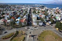 reykjavik Foto de archivo