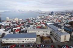 reykjavik Obrazy Royalty Free