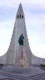 Reykjavik Cathedral Stock Images