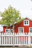Reykjavik dom, Iceland Obrazy Stock