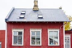 Reykjavik dom, Iceland Obrazy Royalty Free