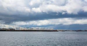 Reykjavik du bateau images stock