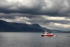 Reykjavik Haven Royalty-vrije Stock Fotografie