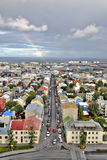 Reykjavik, Icaeland Royalty Free Stock Photos