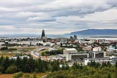 Reykjavik, Iceland Stock Image