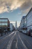 Reykjavik Stock Image