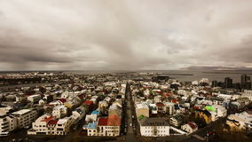 Reykjavik, Iceland Royalty Free Stock Photo