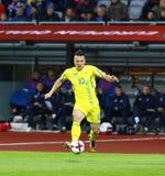 World Cup 2018 Qualifying: Iceland v Ukraine in Reykjavik Stock Photos