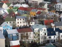 Reykjavik, IJsland Royalty-vrije Stock Fotografie