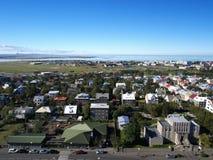 Reykjavik, IJsland Stock Foto