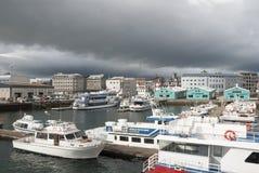Reykjavik, Island Lizenzfreie Stockfotografie