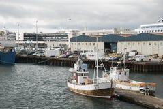 Reykjavik, Island Stockbilder