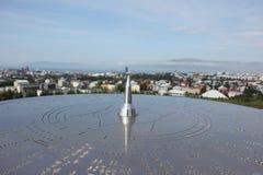 Reykjavik, Islanda fotografia stock