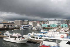 Reykjavik, Islande Photographie stock libre de droits