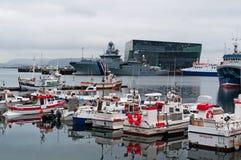 Reykjavik, Islande, Europe du Nord Images stock