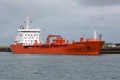 REYKJAVIK, ISLANDE 25 JUILLET : Vieux port 25, 2013 à Reykjavik, IC photographie stock