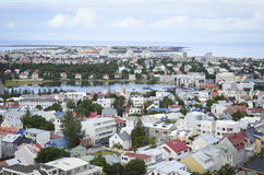 Reykjavik, Islandia Foto de archivo libre de regalías