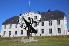 Reykjavik Junior College Imagen de archivo libre de regalías