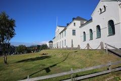 Reykjavik Junior College Imagenes de archivo