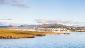 Reykjavik Landscape Royalty Free Stock Photo