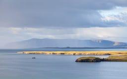 Reykjavik Landscape Stock Photo