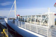 Reykjavik portu teren Fotografia Stock