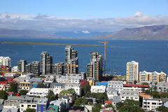Reykjavik Royalty Free Stock Photography