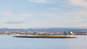 Reykjavik Waterfront Royalty Free Stock Photo
