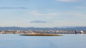 Reykjavik Waterfront Royalty Free Stock Image