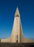 Reykjaviks Hallgrimskirkja Imagem de Stock Royalty Free