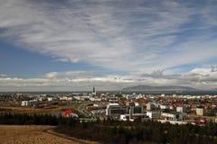 reykjaviku fotografia stock
